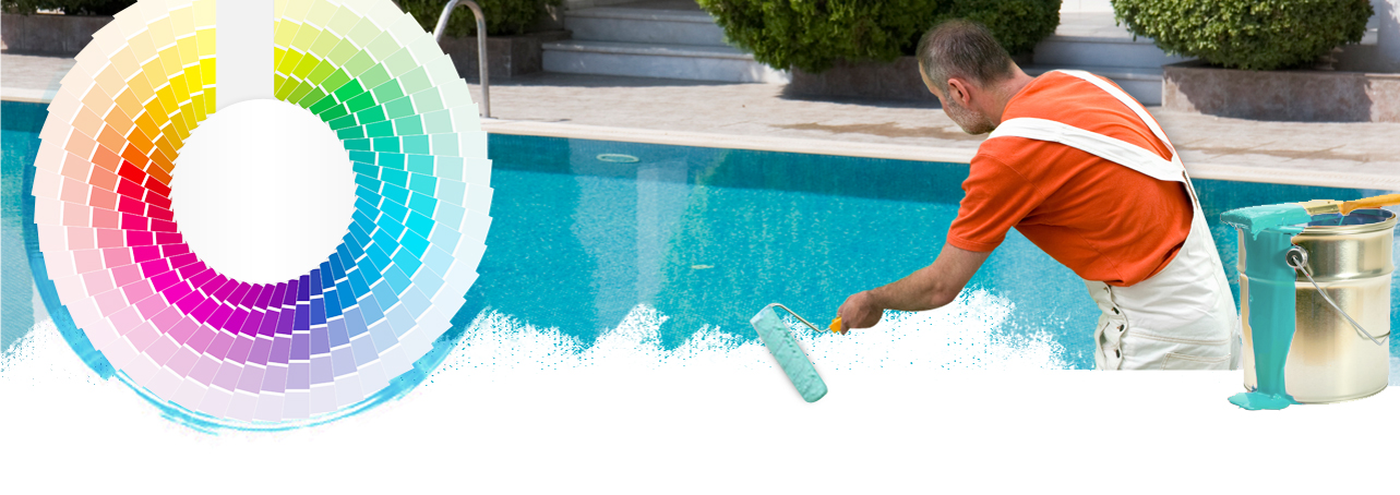 Reseau piscine for Peinture piscine epoxy