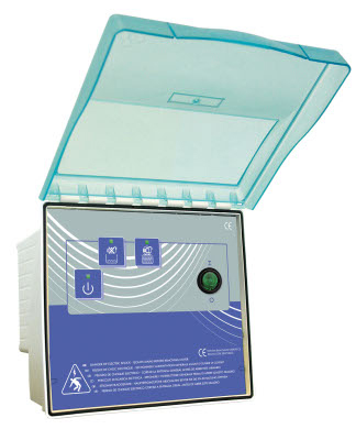 Reseau piscine filtration coffrets electriques for Coffret technique piscine
